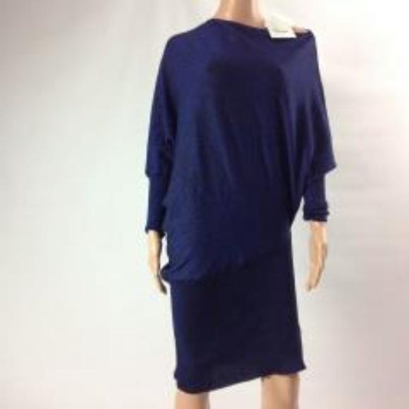 854dc2c6c49c9 Mama Licious Dresses | New Mamalicious Womens Dress Maternity Blue ...